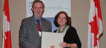 Dr. Carolyn Gotay inducted as a Fellow of the Canadian Academy of Health Sciences (CAHS)