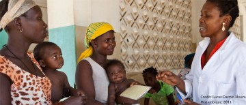 October 21: Saving a Generation: Maternal, Newborn & Child Health