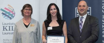 Jennifer Guthrie awarded Killam Doctoral Scholarship