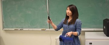 MSc OEH student Noreen Ma wins American Industrial Hygiene Association award