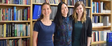 SPPH students and fellows win CIHR doctoral, postdoctoral awards
