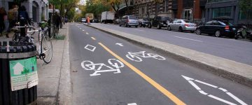 Build bikeways and they will come