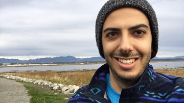 Back to School: Meet MSc student Raymond Khanano