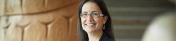 Dr. Nadine Caron named founding First Nations Health Authority Chair in Cancer and Wellness at UBC