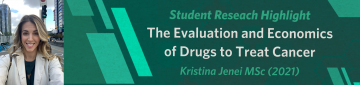 Current Research in the Evaluation and Economics of Drugs to Treat Cancer
