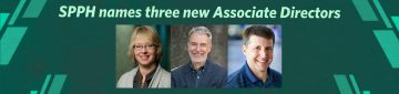SPPH Announces the Appointments of Drs. Mieke Koehoorn, Hugh Davies, and Craig Mitton to new Associate Director Roles